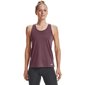 Under Armour Fly By Tank Women, fioletowy